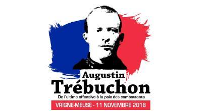 Augustin Trébuchon cycle mémoriel Ardenne Métropole