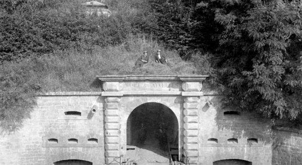 Corps de garde du fort des Ayvelles