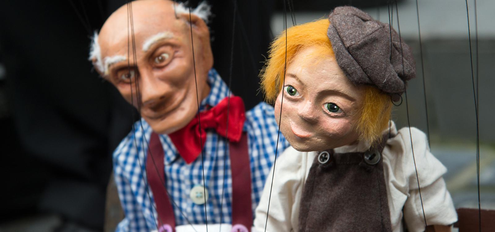 Festival Mondial des Théâtre de Marionnettes à Charleville-Mézières