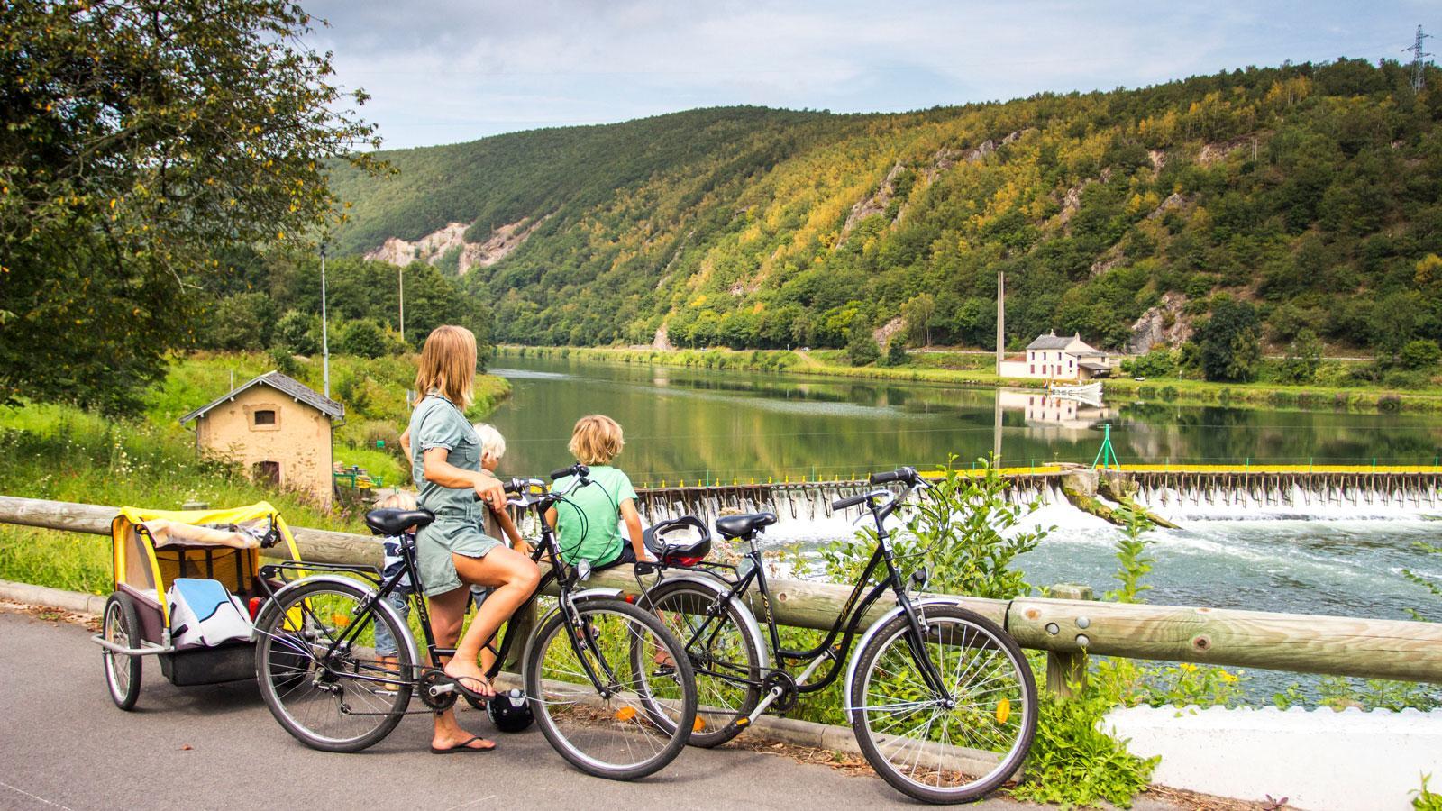 La Meuse à vélo - Charleville-Mézières Sedan