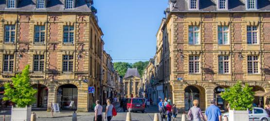 Place Ducale a Charleville Mezieres