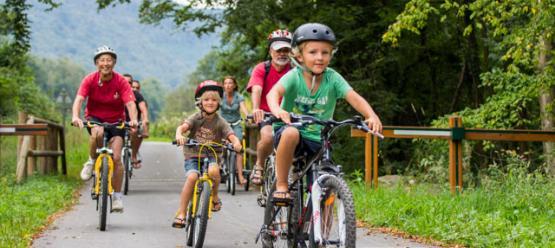 Voie Verte le long de la Meuse vélo
