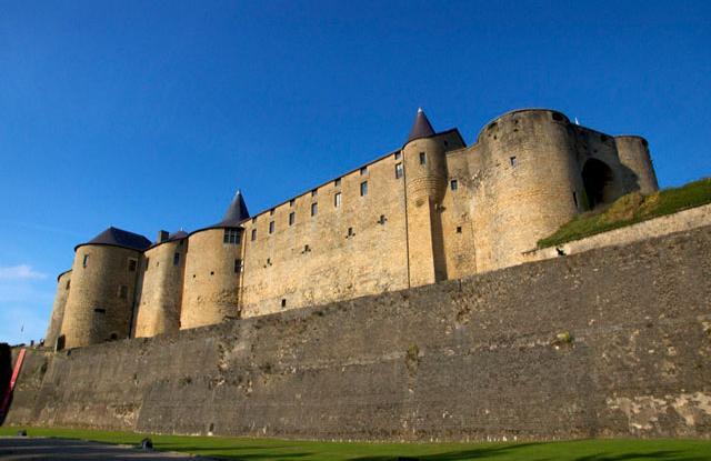 Le château de Fort de Sedan