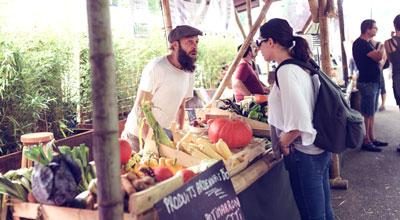 marché festival cabaret vert