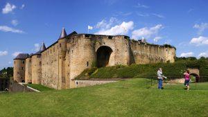 Pour les journées européennes du patrimoine 2020 à Sedan, le château fort sera ouvert gratuitement