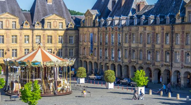 place ducale Charleville