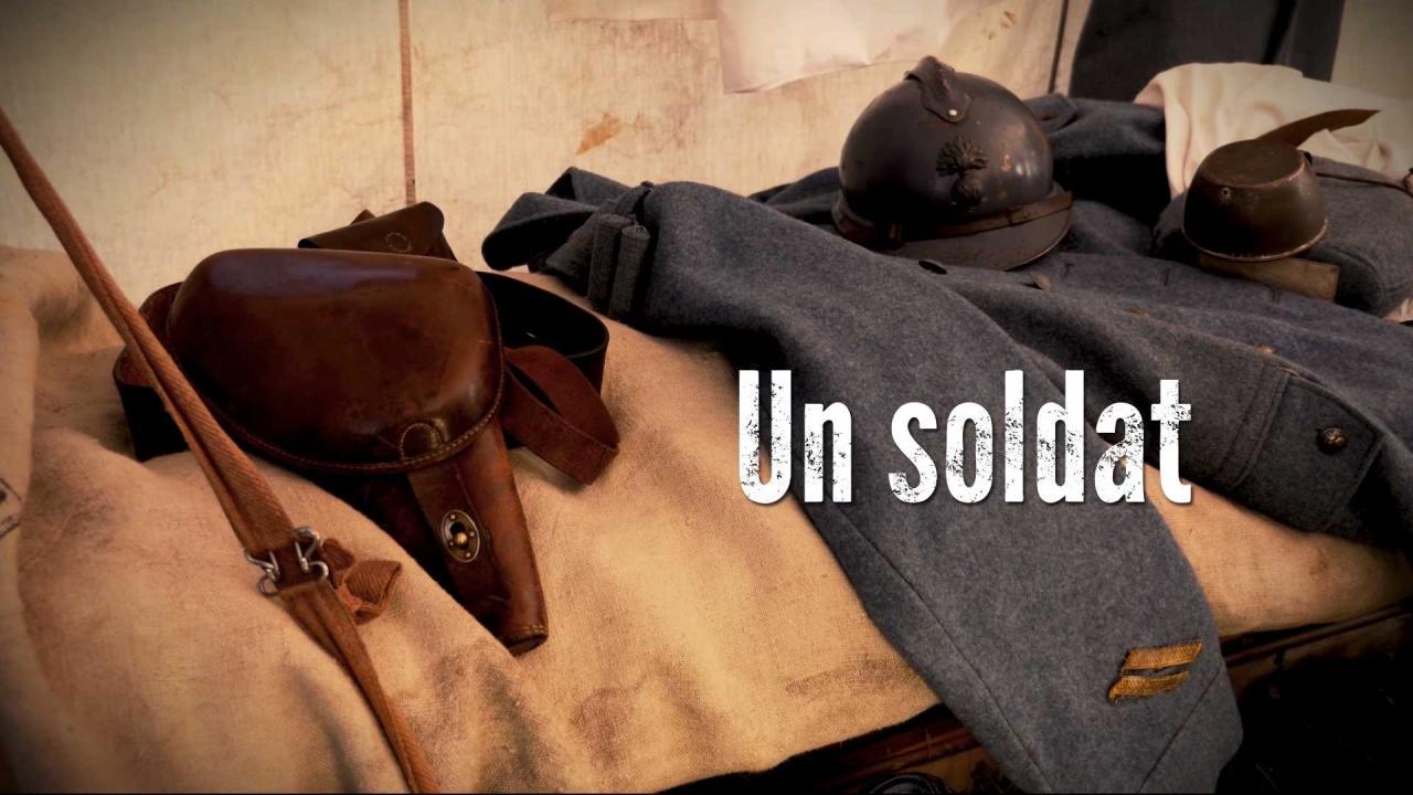 Teaser Augustin Trébuchon, dernier poilu tombé lors de la Première Guerre mondiale