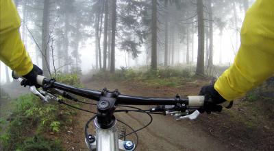 Vélo en nature