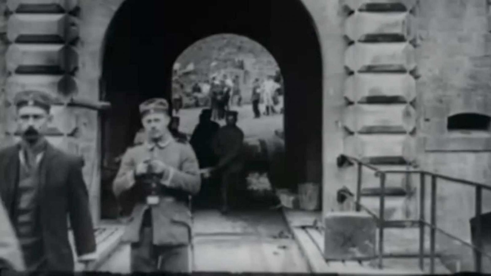 vidéo start Fort des Ayvelles