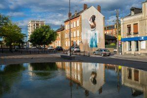 Fresque Ophelie Parcours Rimbaud