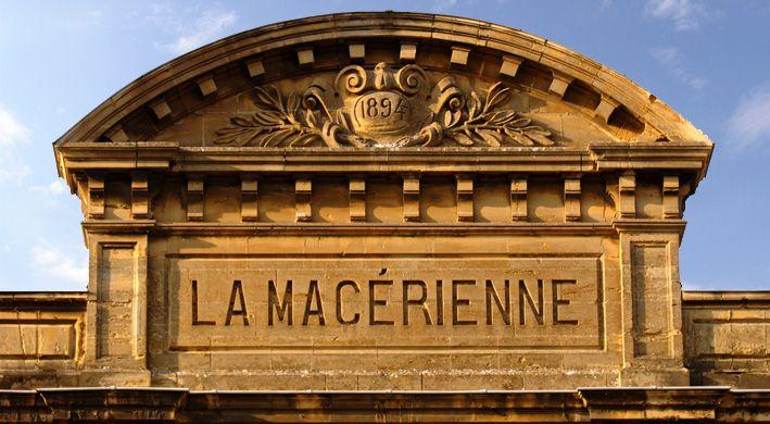 Industrie ardennaise, la Macérienne (Jean-Marie Lecomte)