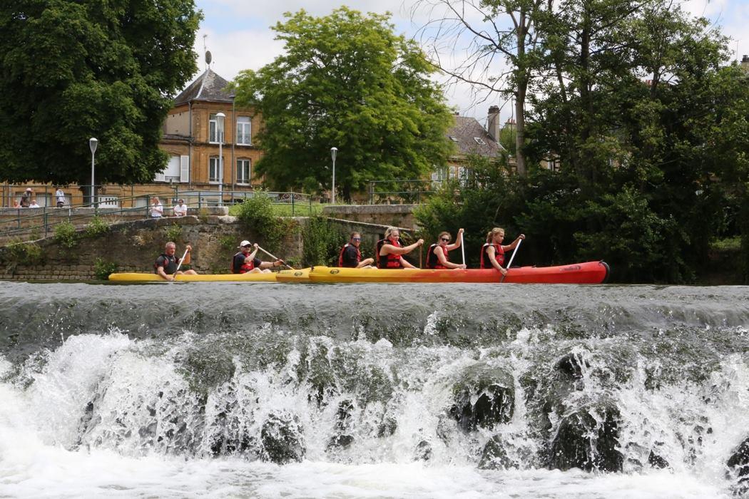 La Rand'eau Meuse à Sedan