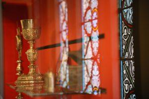 trésor de la basilique de Mézières