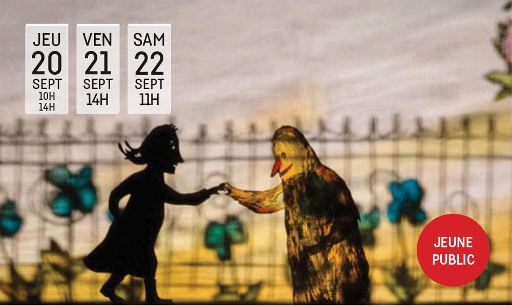 Programme Festival des marionnettes J-365 à Charleville Jeudi 20, Vendredi 21 et Samedi 22 septembre