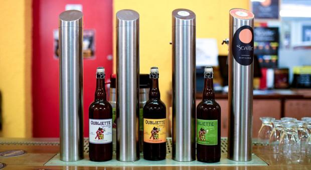 Dégustation de bières ardennaises