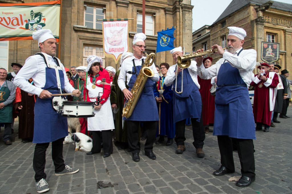 Parmi les sept sept événements à ne pas manquer dans les Ardennes en 2019 : le festival des confréries