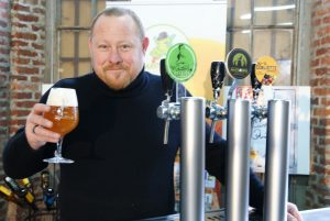 Christophe HAVET, expert en bières ardennaises