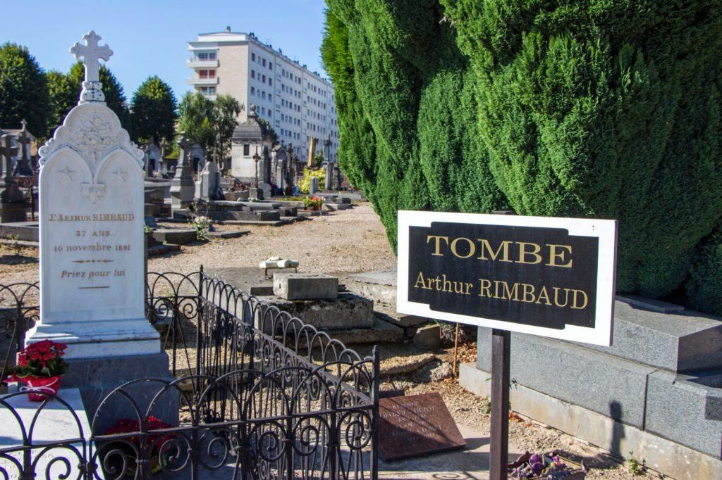 Arthur Rimbaud et Charleville