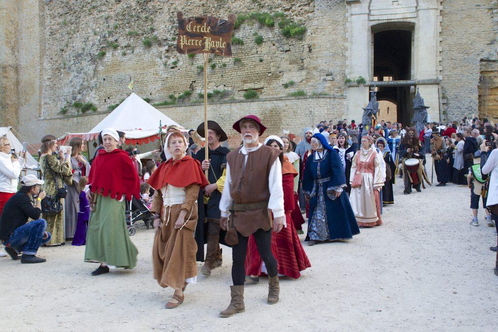 Programme Festival Médiéval Sedan 2019