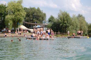 8 lacs pour la baignade en Ardennes