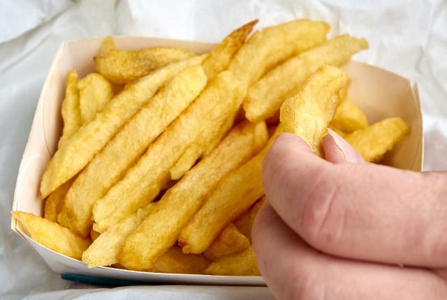 comment faire des vraies frites belges