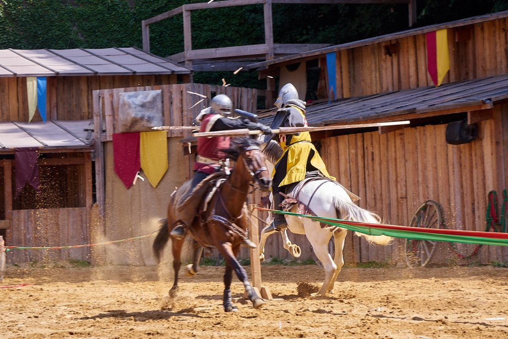 Tournoi de Chevalerie Sedan 2019