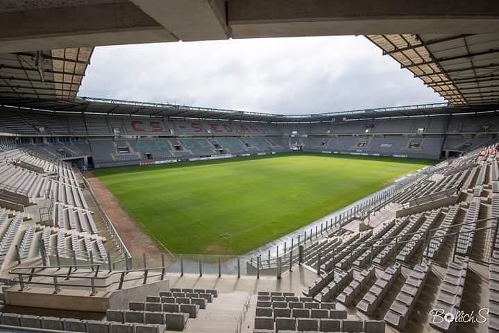 Stade de football Dugauguez