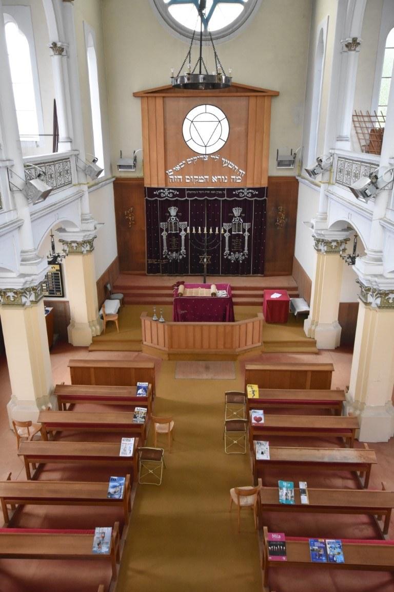 Journée du patrimoine - Synagogue