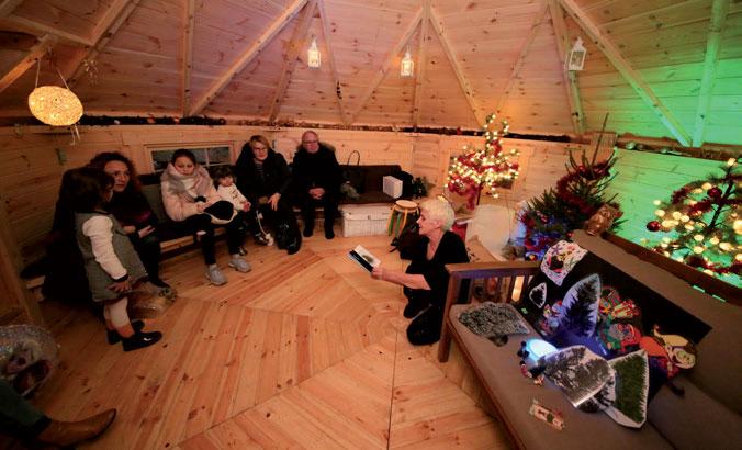 Kota au marché de Noël de Charleville ©Ville de Charleville