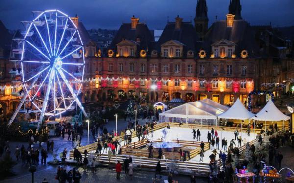 Le marché de Noël de Charleville