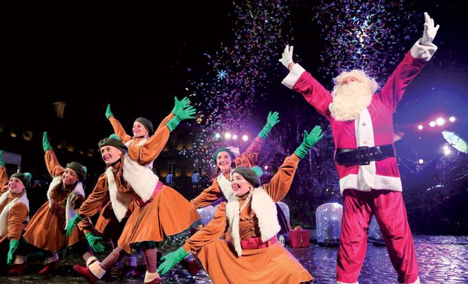 Spectacle Marché de Noël de Charleville ©Ville de Charleville