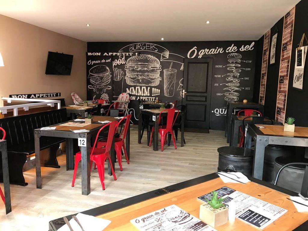 Restaurants à Charleville et Sedan