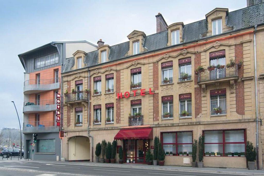 Hôtels dans les Ardennes