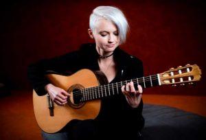 journées européennes du patrimoine 2020 à Sedan : concert de Stéphanie Jones