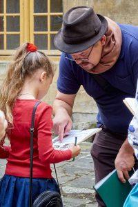 Visite en famille lors des journées européennes du patrimoine 2020 à Sedan