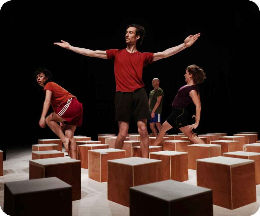 Danse contemporaine Nuit Blanche Sedan 2020