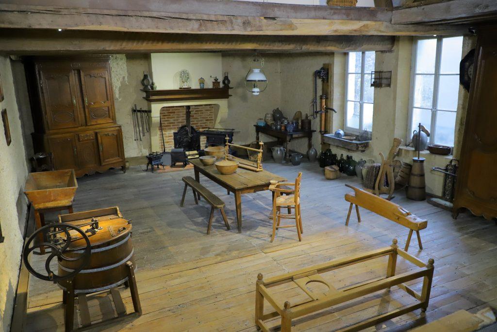Intérieur Ardennais du Musée de l'Ardenne