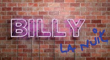 Conte/Théâtre : Billy la nuit