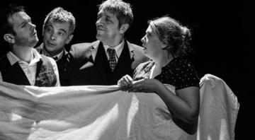 Théâtre : Un coeur moulinex