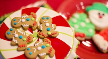 Cours de cuisine : Biscuits et brioches P'tits bonhommes