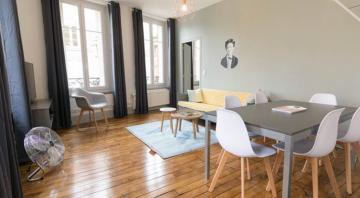 Gite - Suite Rimbaud