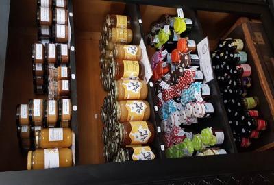 La Gare boutique de produits locaux et fermiers