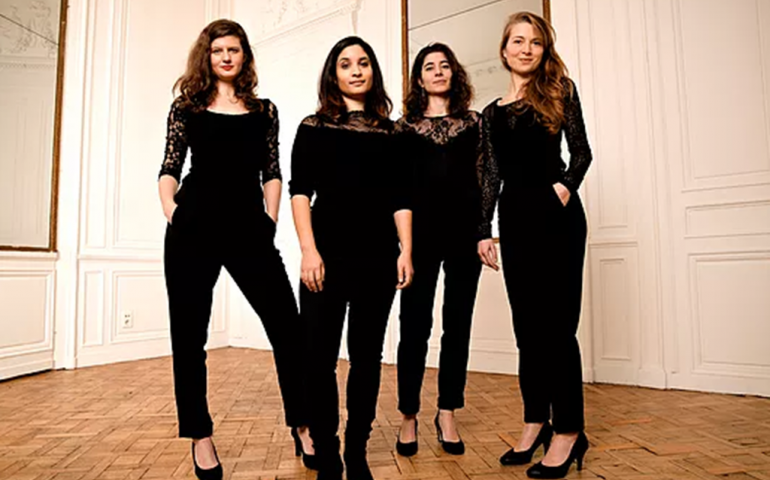 Concert Musique Classique : Quatuor Akilone