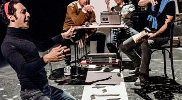 Théâtre / Théâtre d'objets : Camarades