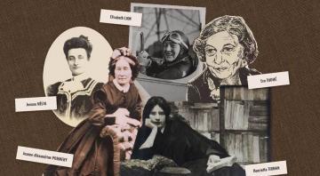 Exposition : Portraits de Femmes remarquables des Ardennes, 1875 - 1975
