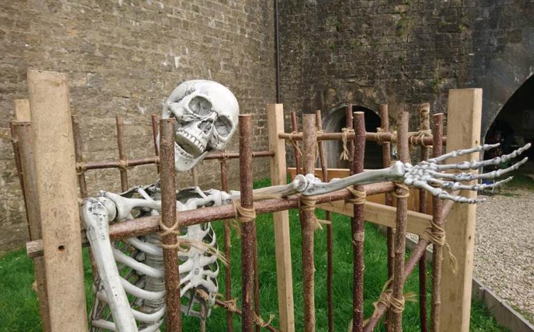 Halloween au Château Fort de Sedan