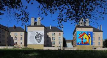 Visite guidée VAH Charleville : Le tour des fresques... à vélo !