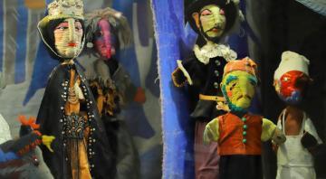 Exposition La marionnette est un don