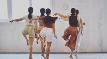 Danse : La marche nébuleuse