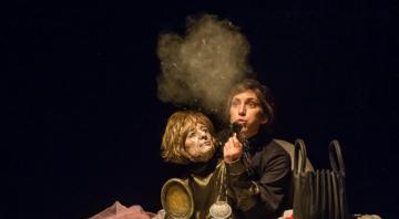 Marionnettes/Théâtre : Tchaïka